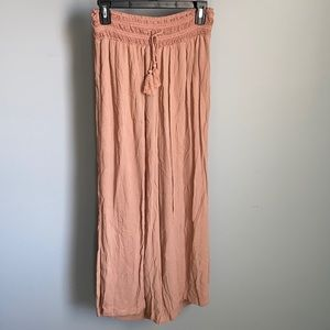 NWT! Style And Co Ladies Rosy Wide Leg Pants